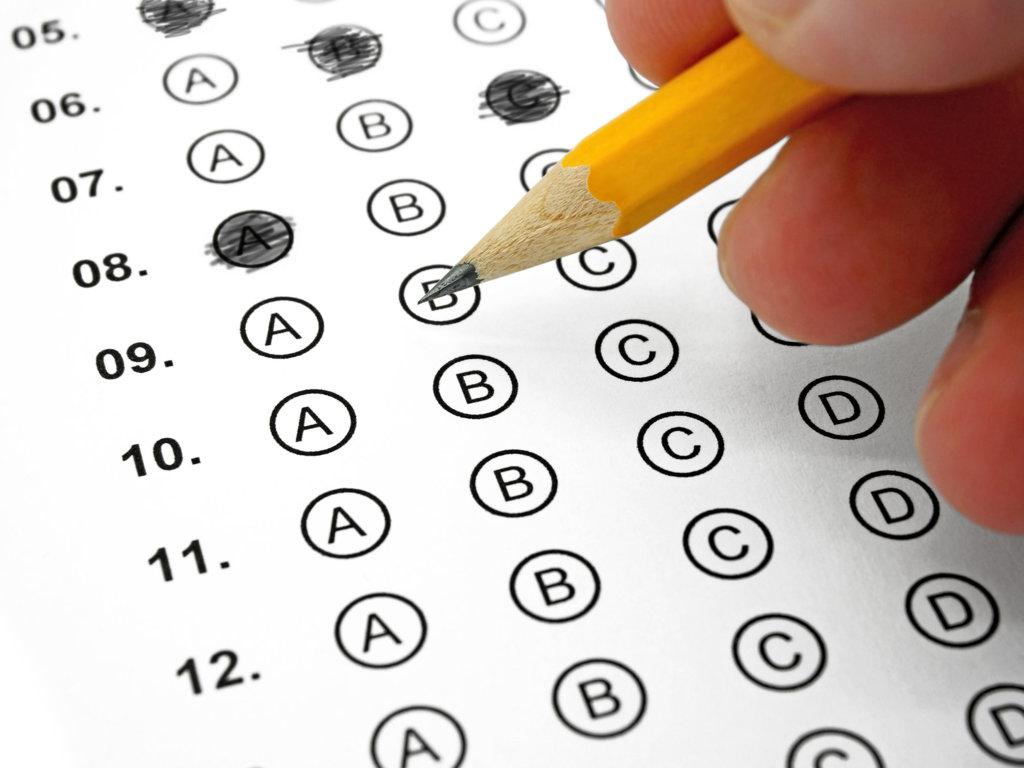 Jak poradzić sobie z testem wielokrotnego wyboru?