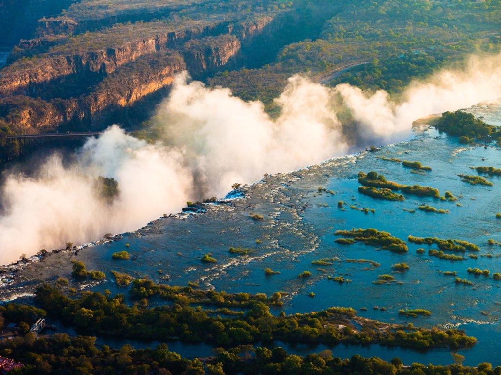Państwa świata: Zimbabwe