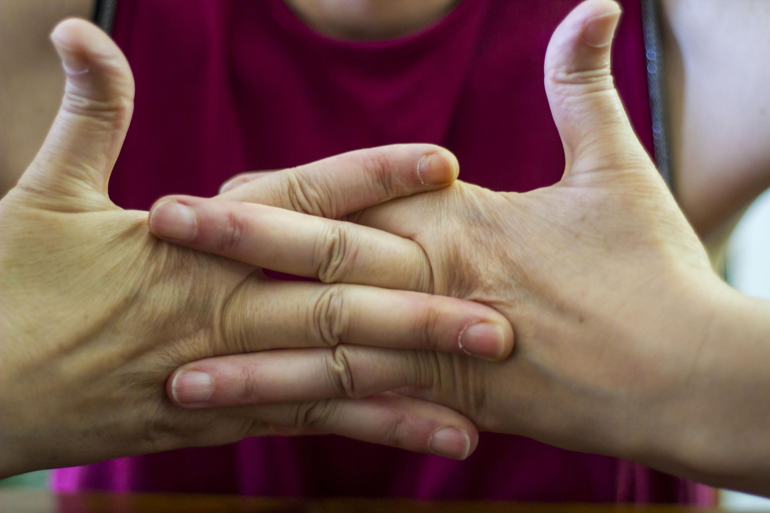 Strzelanie palcami