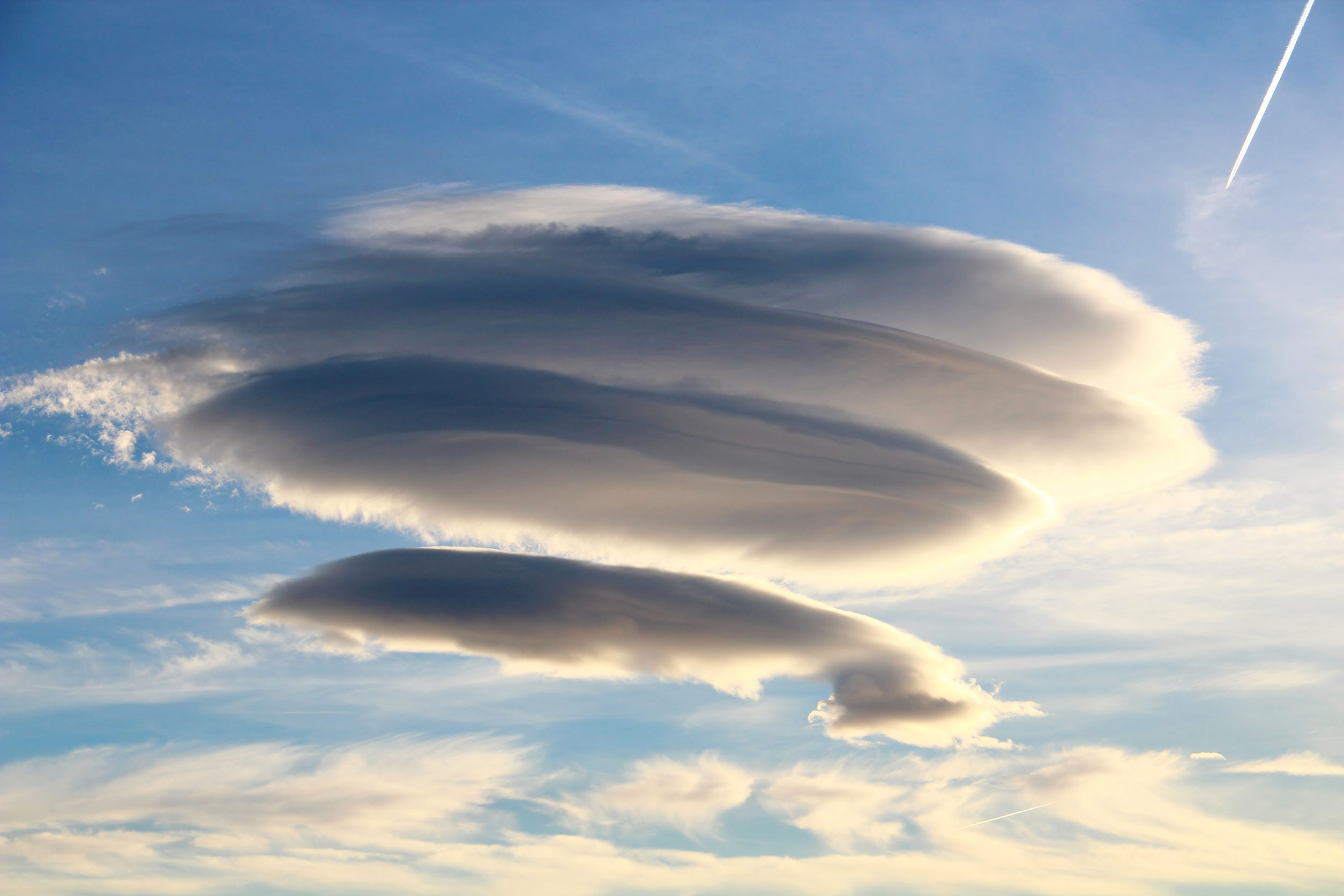Chmura soczewkowata