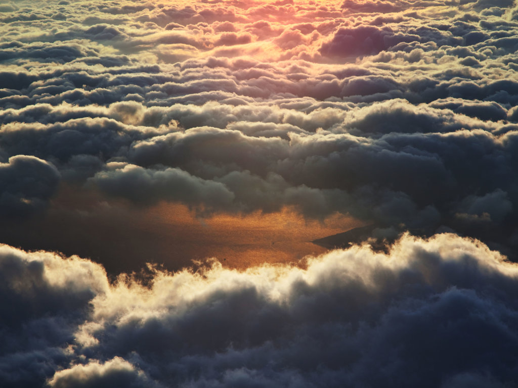 Niezwykłe chmury