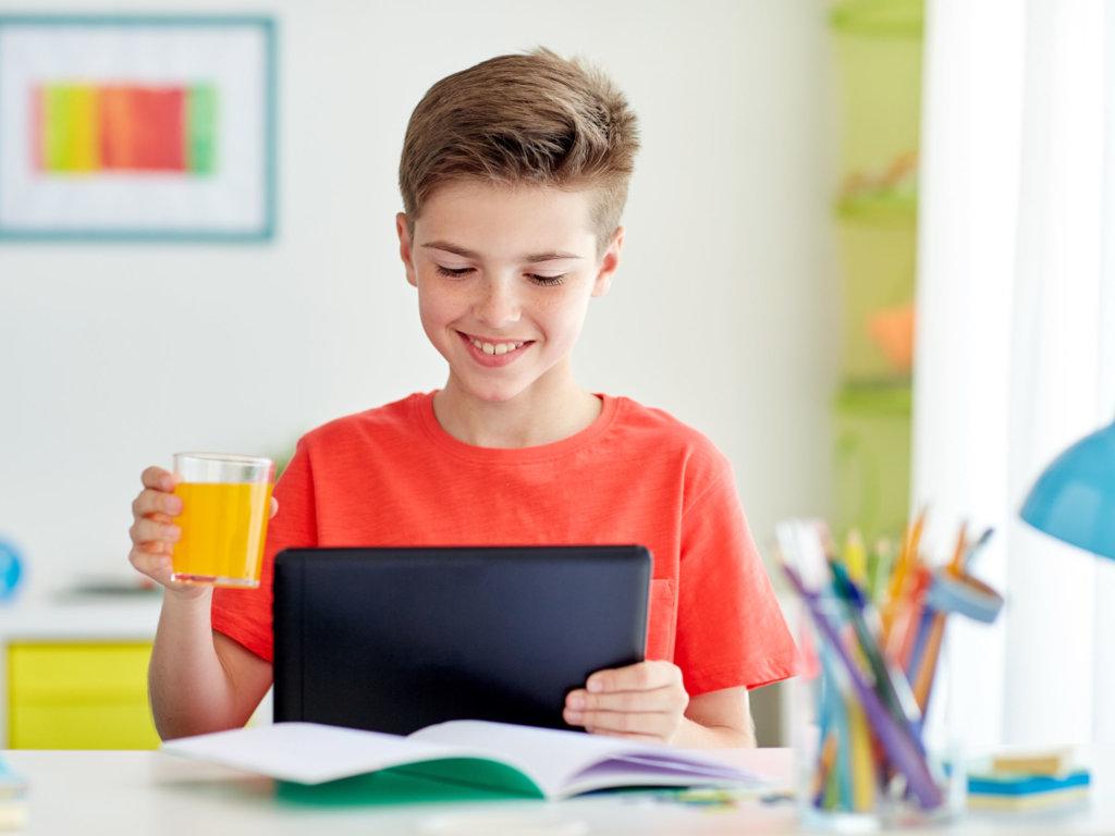 Zdalne lekcje - szkoła podstawowa - 4.05.2020