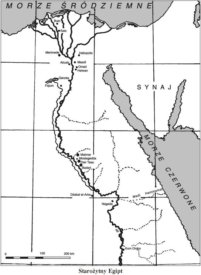 Starozytny Egipt Historia Opracowania Pl